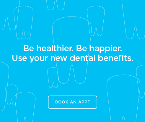 Be Heathier, Be Happier. Use your new dental benefits. - Brighton Modern Dentistry and Orthodontics